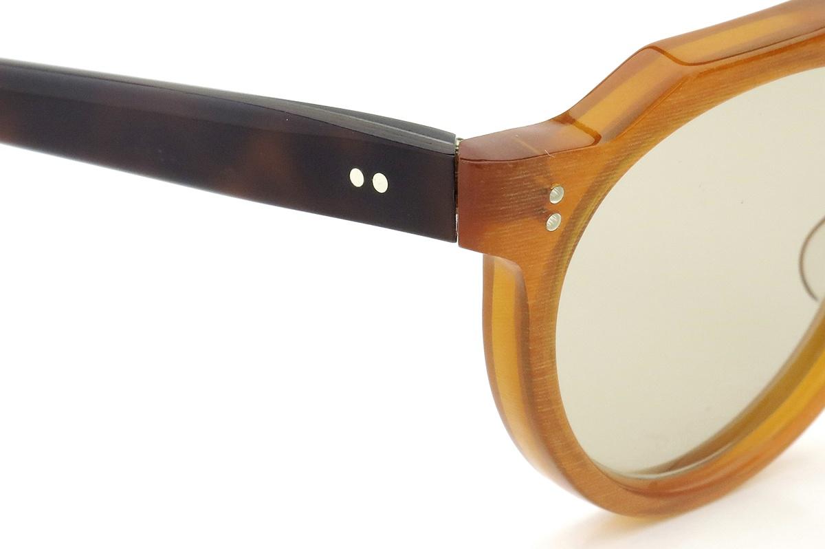 Lesca Vintage Crown-Panto type-A Orange 6mm (v1) 5