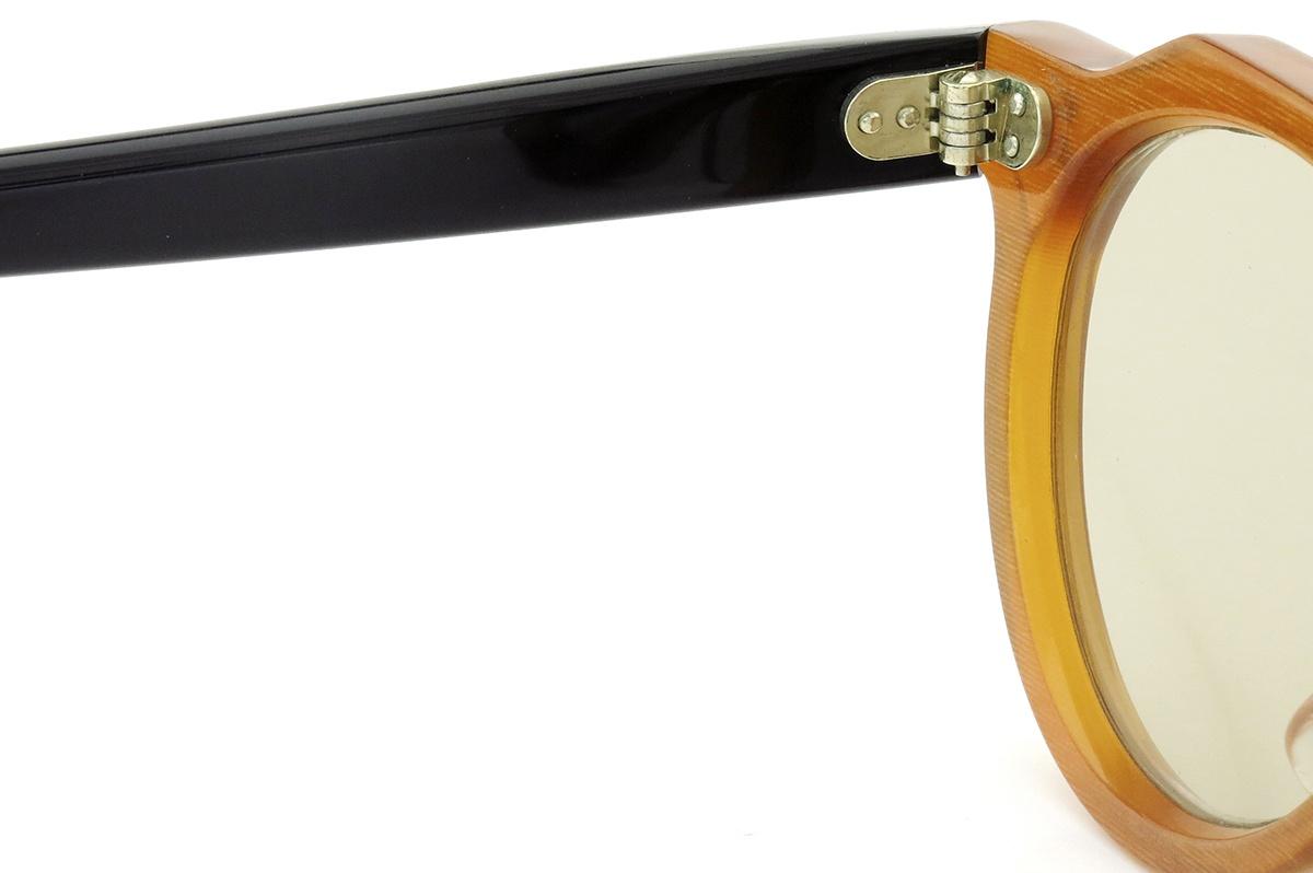 Lesca Vintage Crown-Panto type-A Orange 6mm (v1) 9