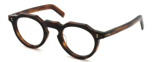 Lesca レスカ Vintage fv-0553(v1) 6mm Brown-Demi