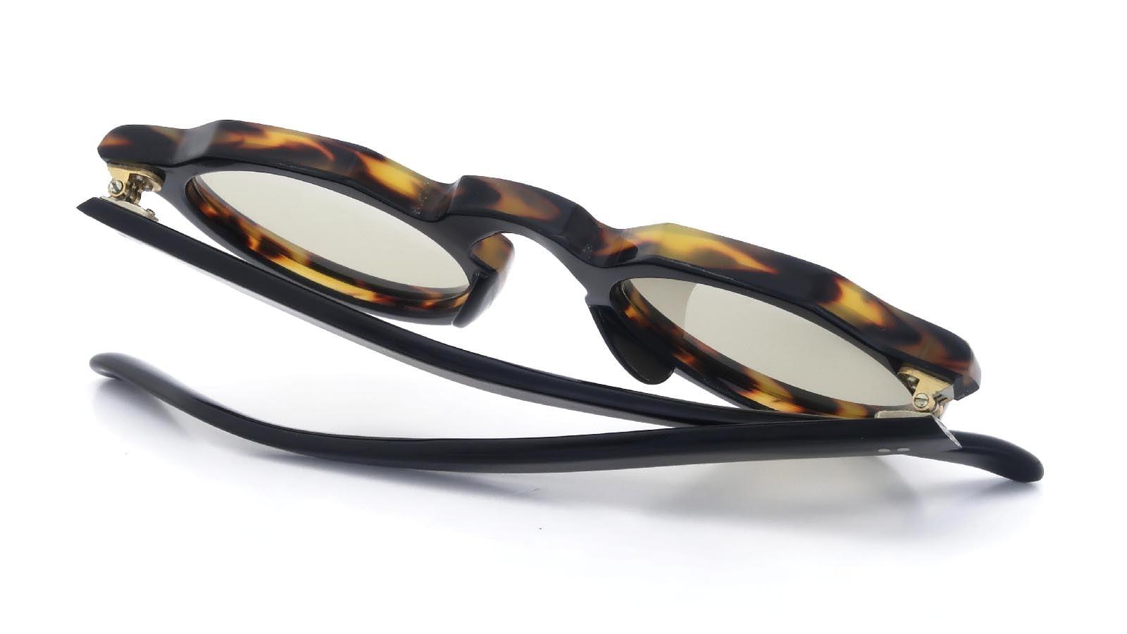 Lesca VINTAGE Crown-Panto Classic-Tortoise 6mm (v3) 12