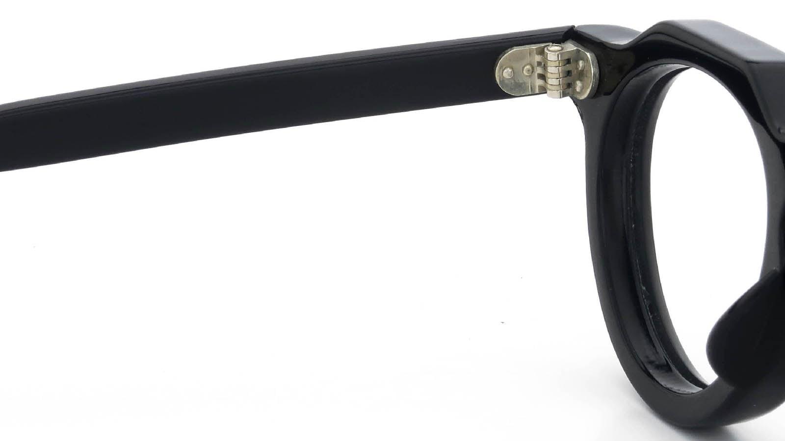 Lesca VINTAGE Crown-Panto Black 8mm (v38) 9