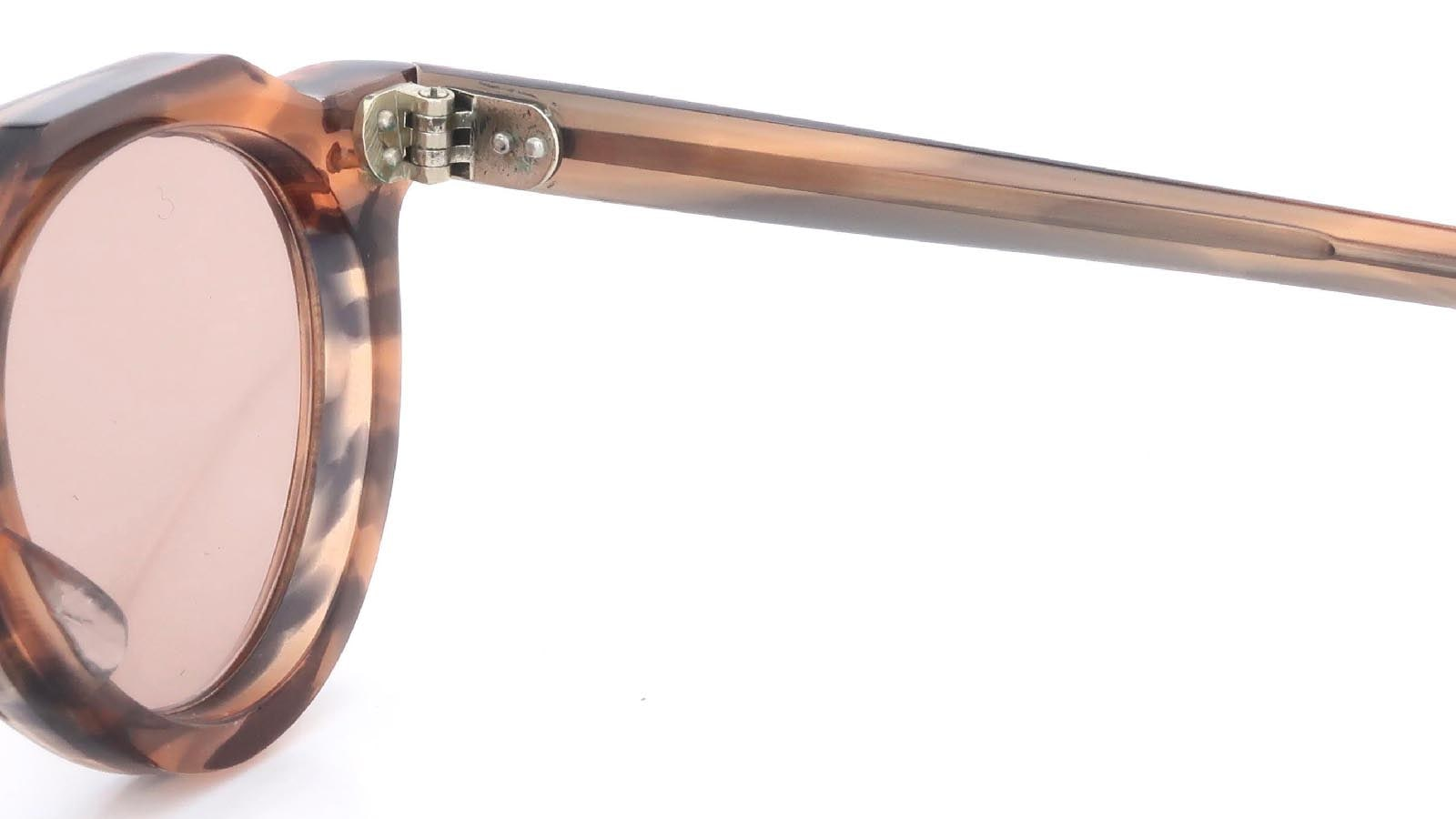 Lesca VINTAGE Crown-Panto Pink-Grey-Sasa 8mm (v4) 10