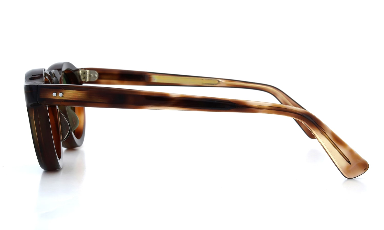 Lesca vintage Panto type-A W.Brown 8mm (v1) 3