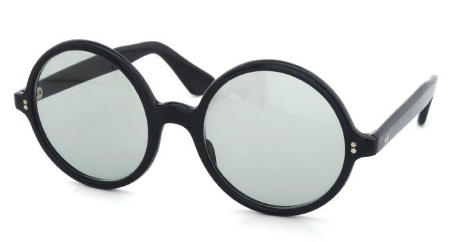 Lesca Vintage Round-XL Black v1
