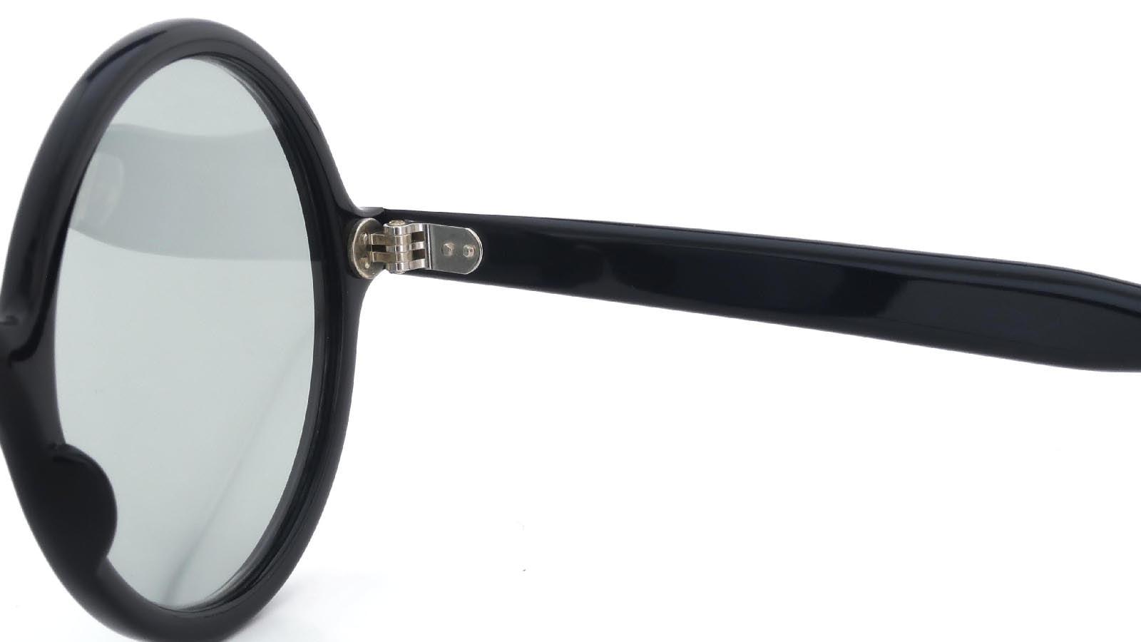 Lesca VINTAGE Round-XL Black (v1) 10