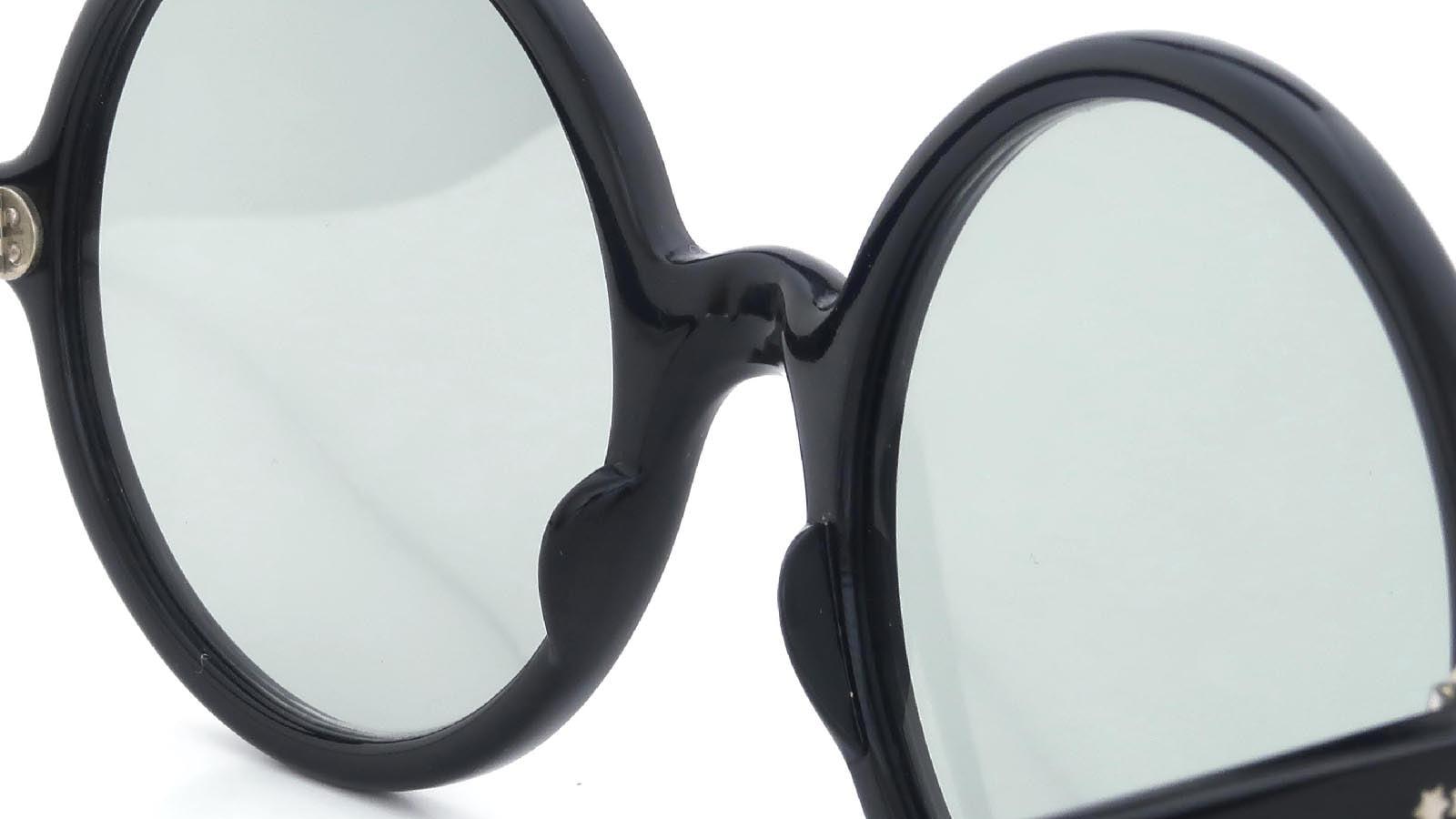 Lesca VINTAGE Round-XL Black (v1) 8