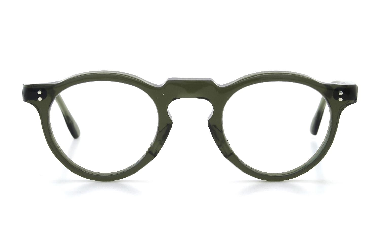 Lesca  Vintage Panto type-A Green 6mm (v4) 2