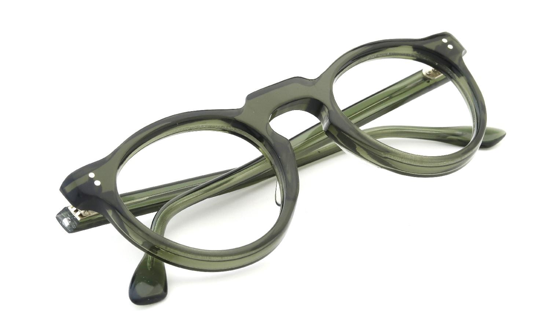 Lesca  Vintage Panto type-A Green 6mm (v4) 6