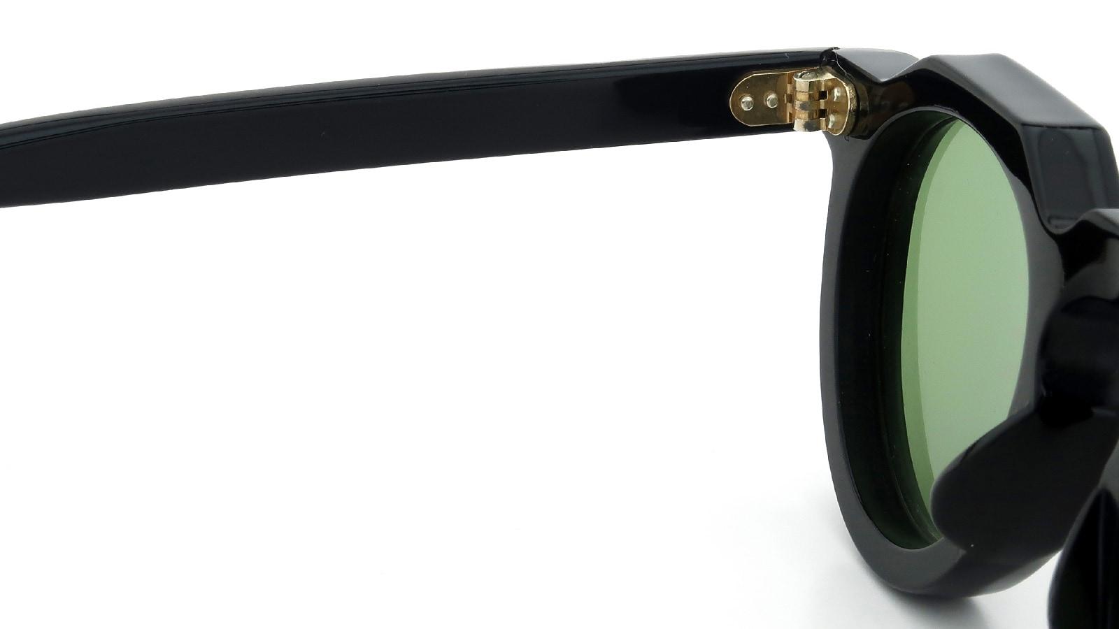 Lesca Vintage Crown-Panto Black 8mm (v32) 9