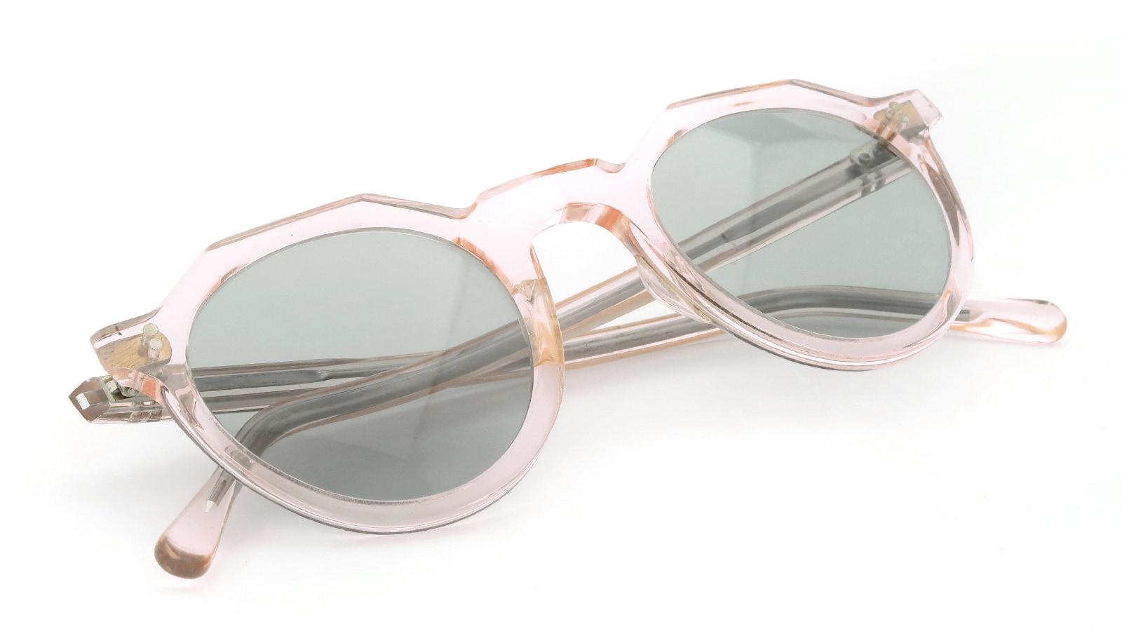 Lesca vintage Crown-Panto type-C Crystal-Pink 4mm (v1) 11