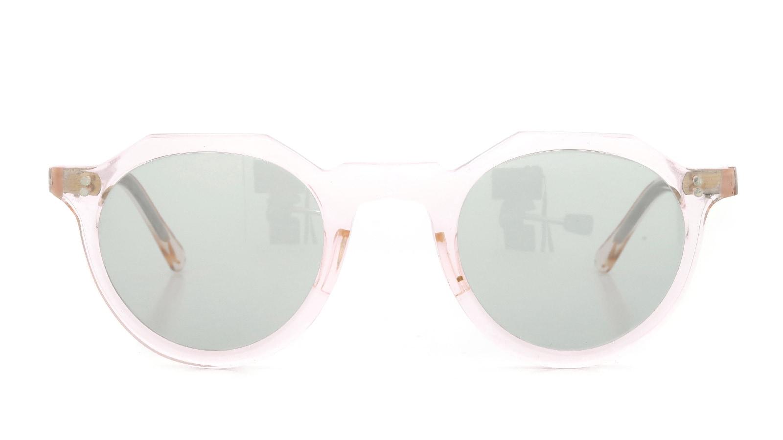 Lesca vintage Crown-Panto type-C Crystal-Pink 4mm (v1) 2
