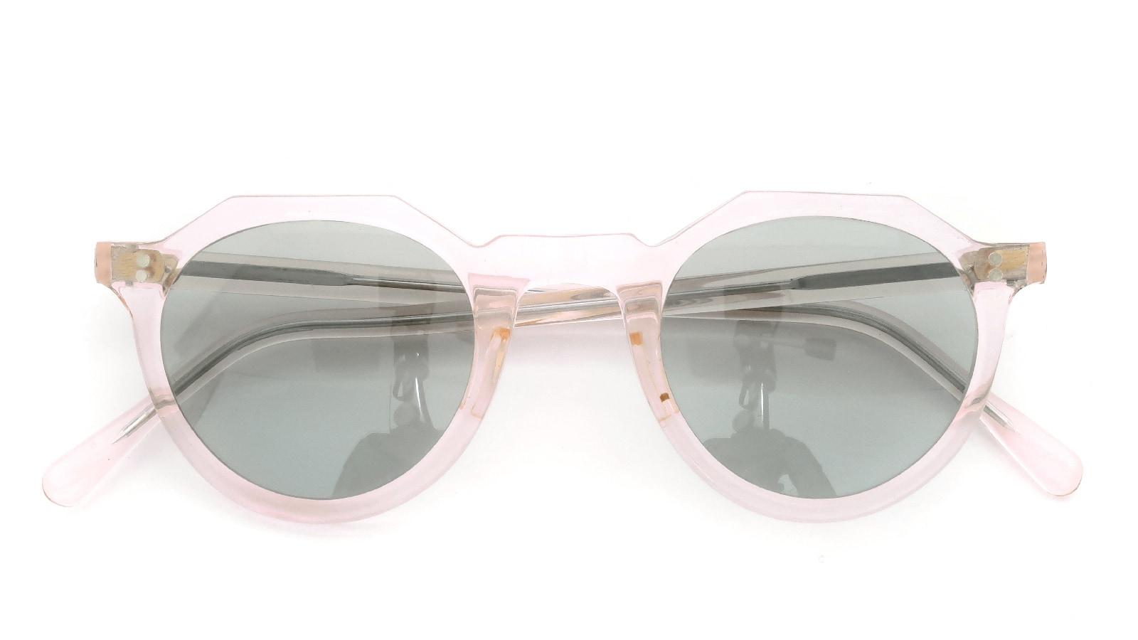 Lesca vintage Crown-Panto type-C Crystal-Pink 4mm (v1) 4