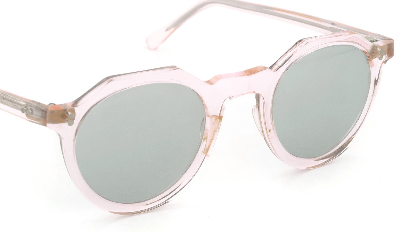 Lesca vintage Crown-Panto type-C Crystal-Pink 4mm (v1) 6