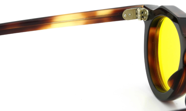 Lesca  Vintage Crown-Panto Crystal-Brown 8mm (v10) 9