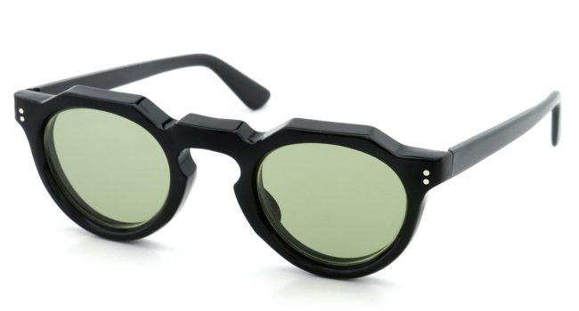Lesca-vintage_crowne-panto-type-a_Black_8mm_v6_light-green-lense_2pin