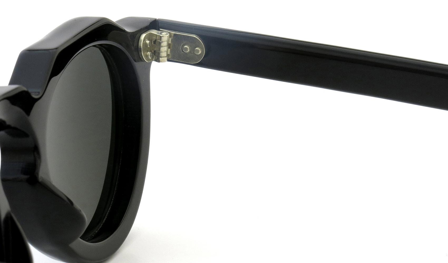 Lesca Vintage Crown-Panto 8mm Black (v7) 11