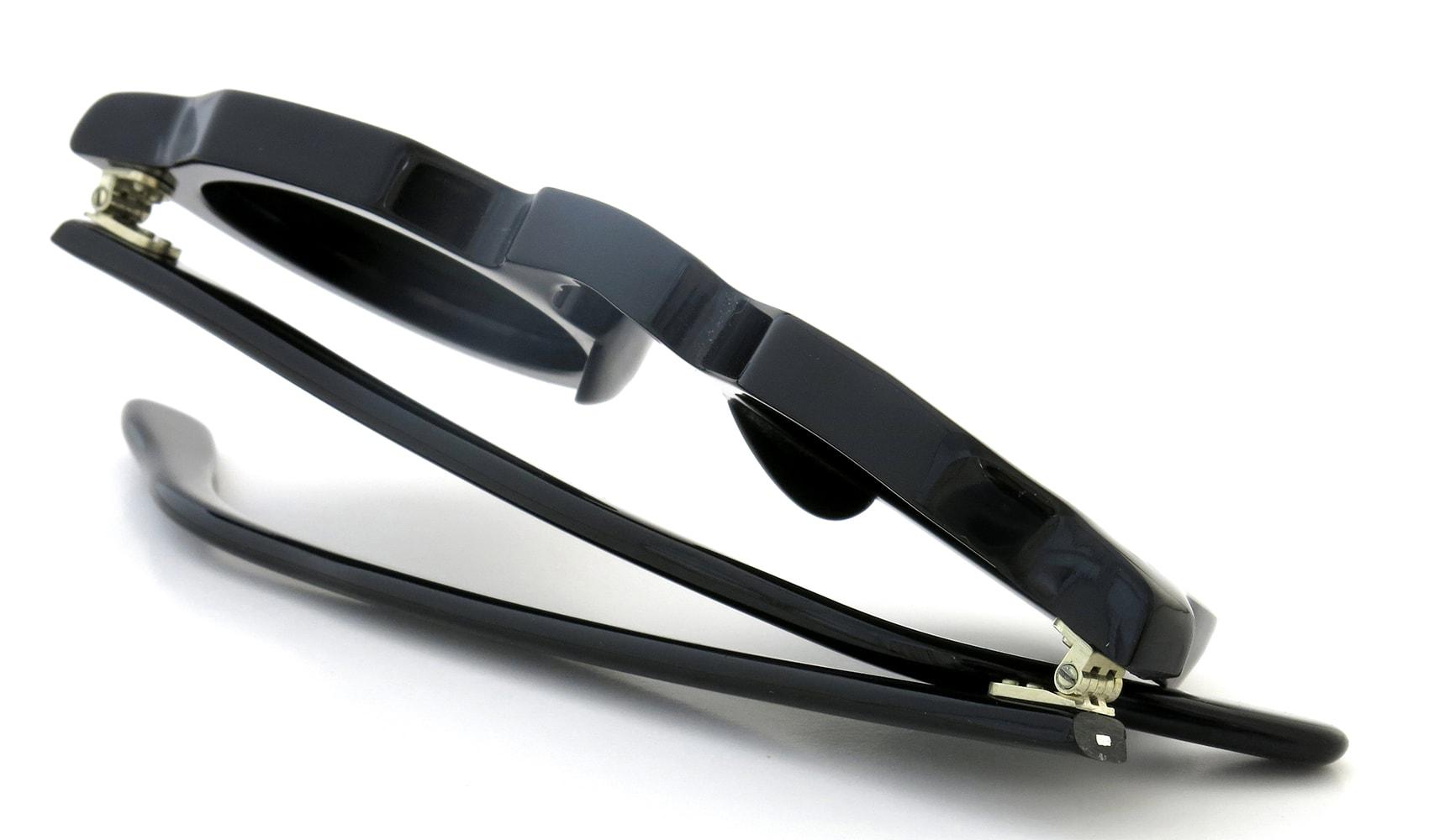 Lesca Vintage Crown-Panto 8mm Black (v7) 13