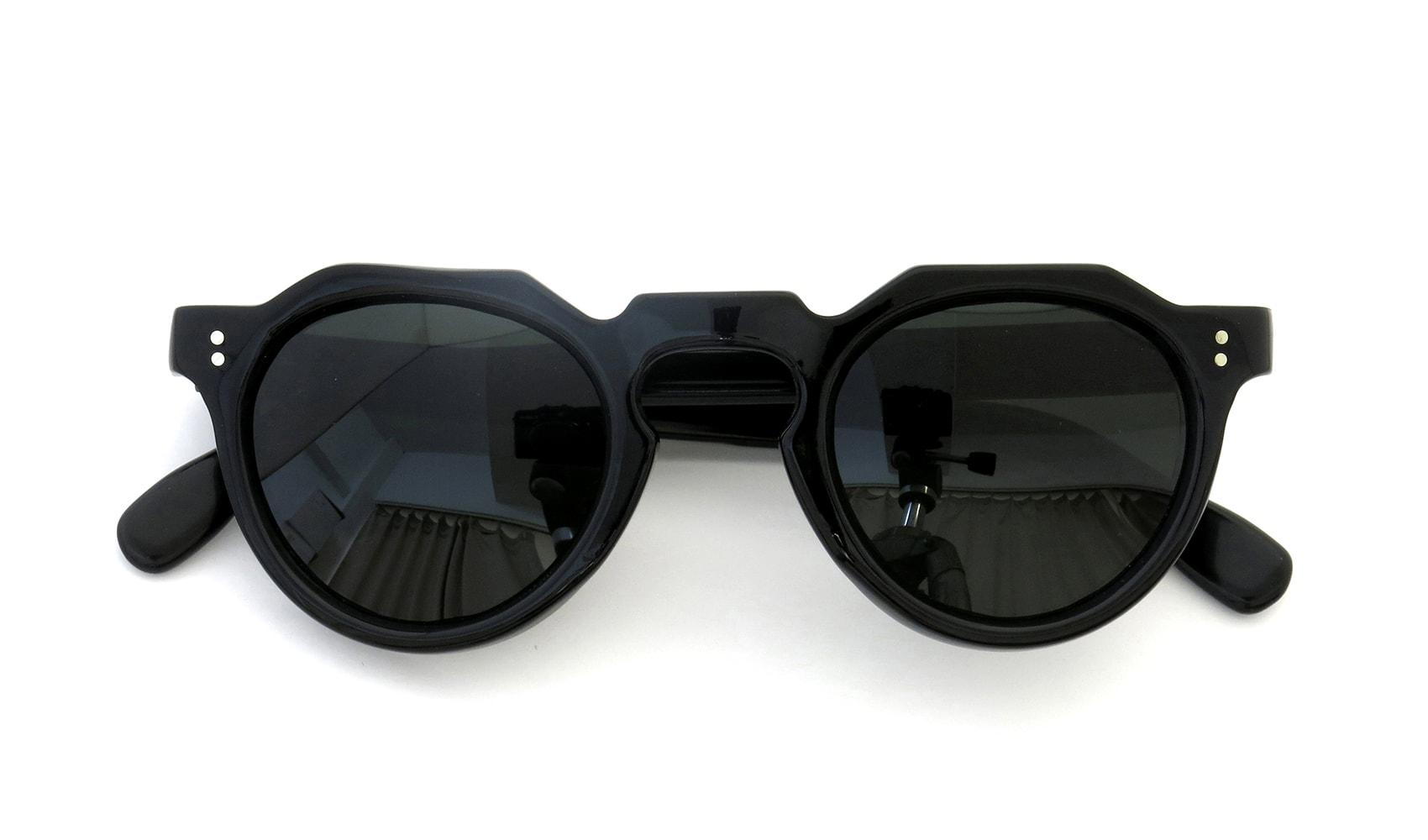 Lesca Vintage Crown-Panto 8mm Black (v7) 4