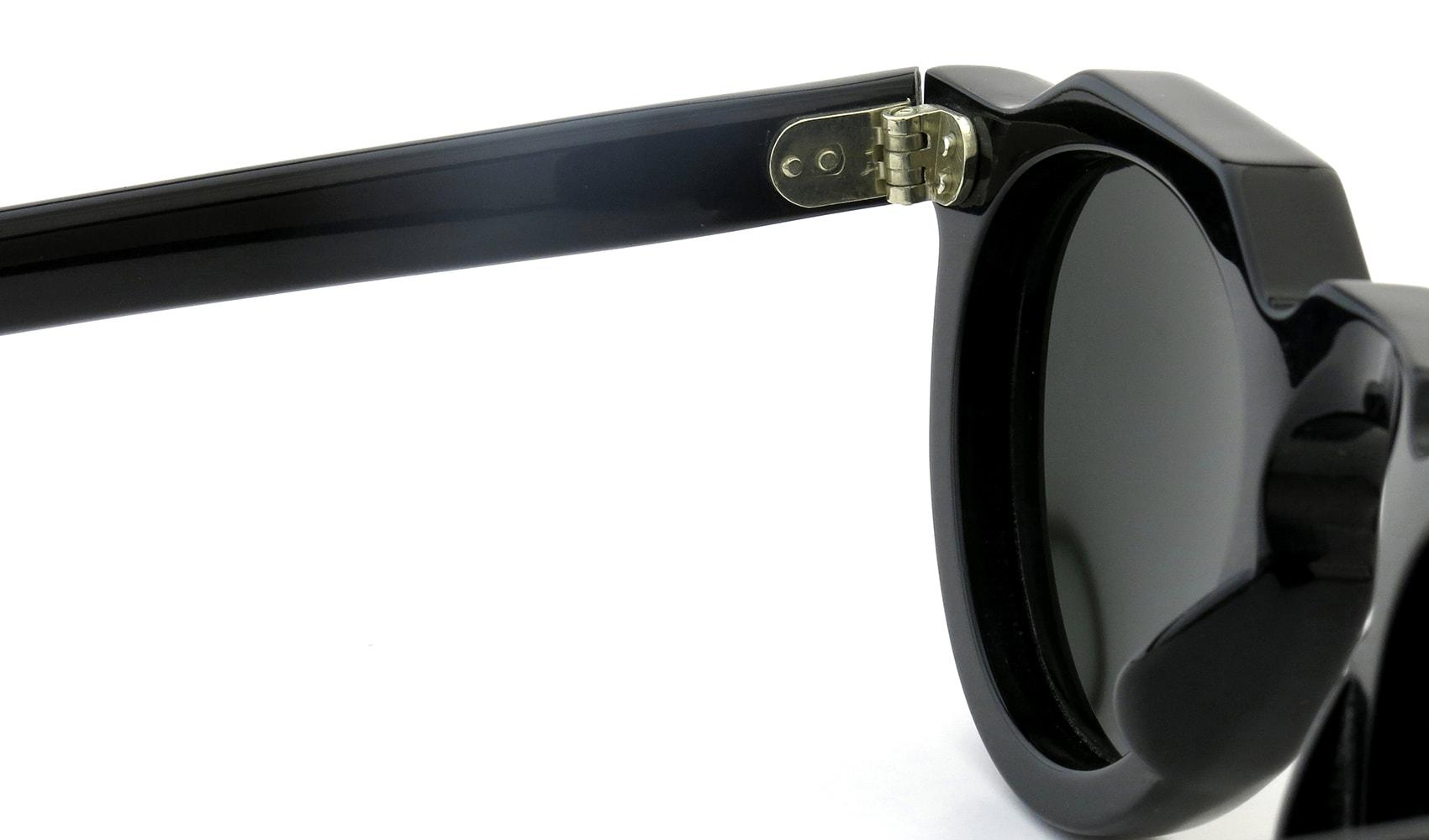 Lesca Vintage Crown-Panto 8mm Black (v7) 9