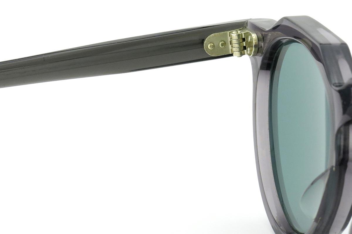 Lesca Vintage Crowne-Panto type-A Grey 6mm (v2) 9