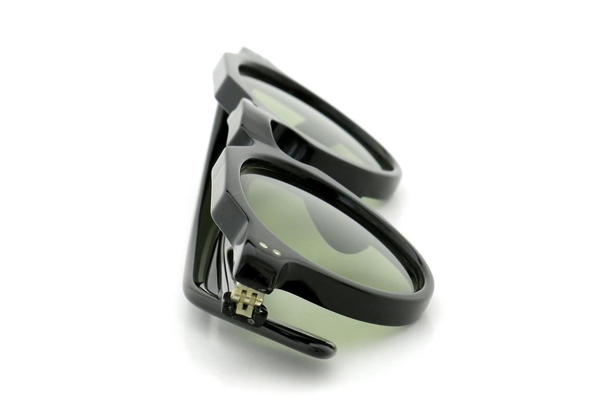 Lesca レスカ Vintage Crown-Panto type-A Black 6mm (v7) 13