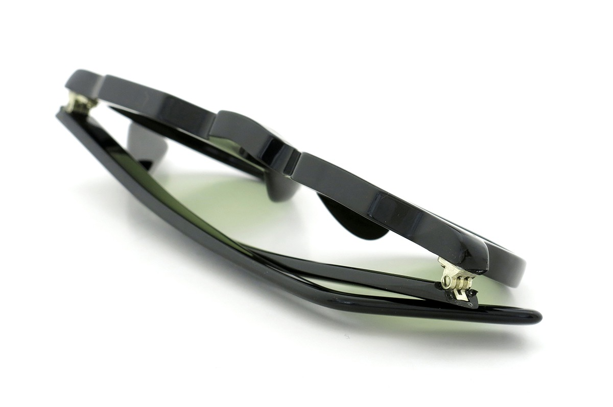 Lesca レスカ Vintage Crown-Panto type-A Black 6mm (v7) 14
