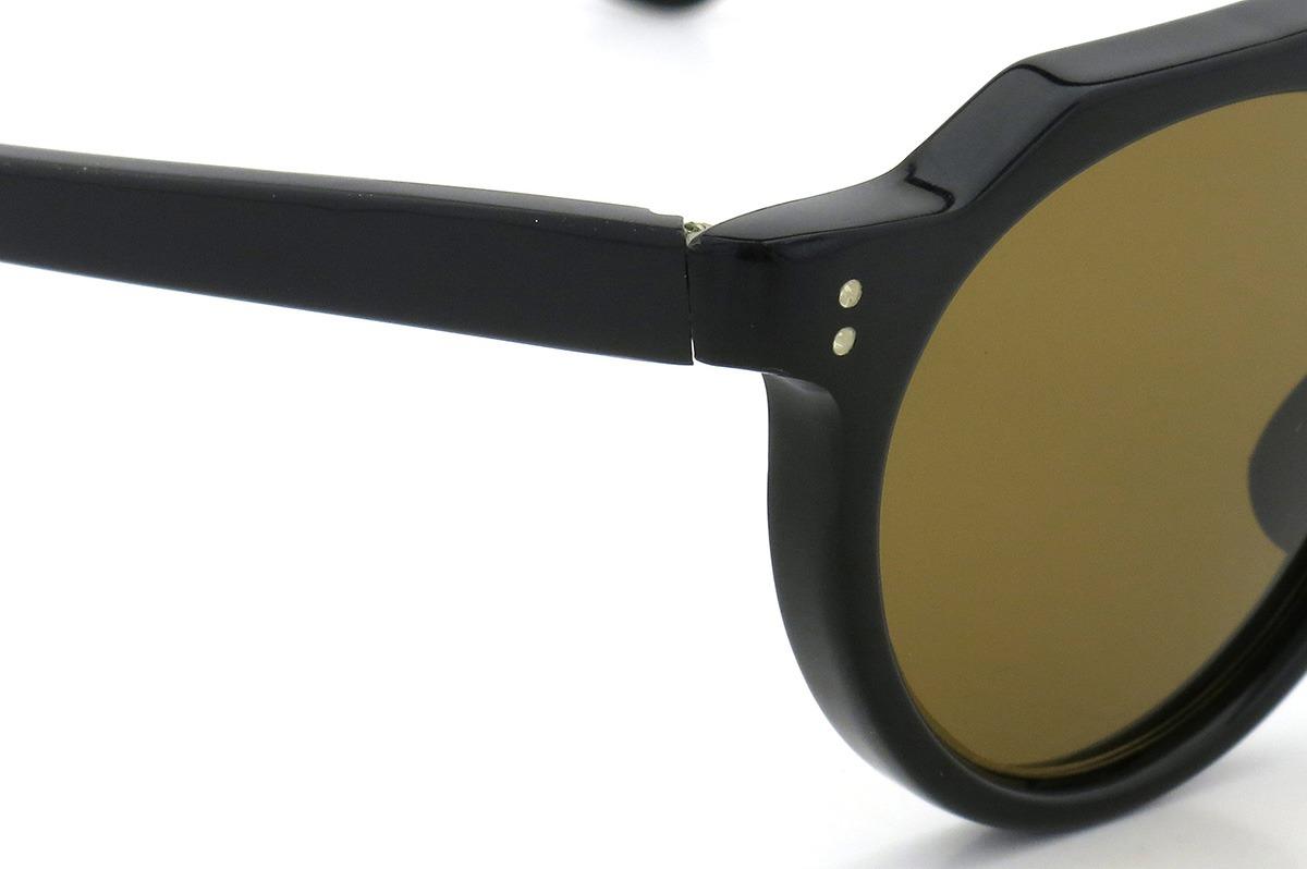 Lesca Vintage Crown-Panto type-A Black 6mm (v9) 5