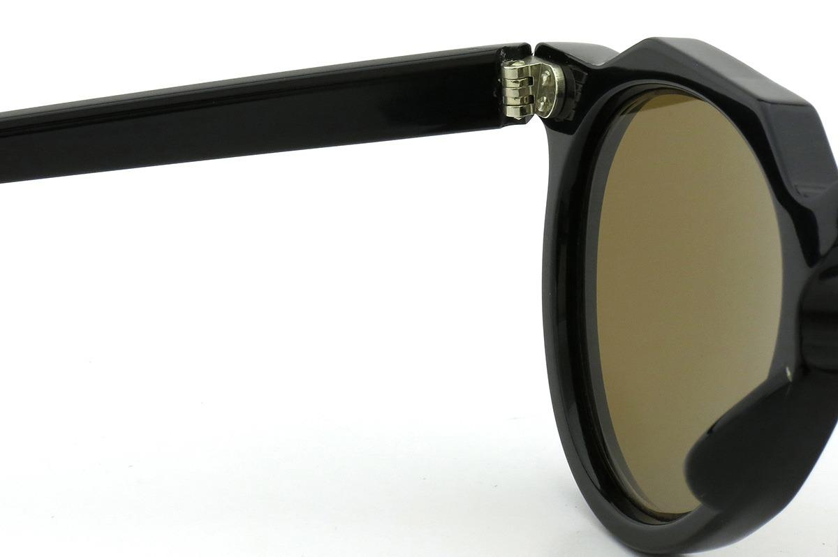 Lesca Vintage Crown-Panto type-A Black 6mm (v9) 9