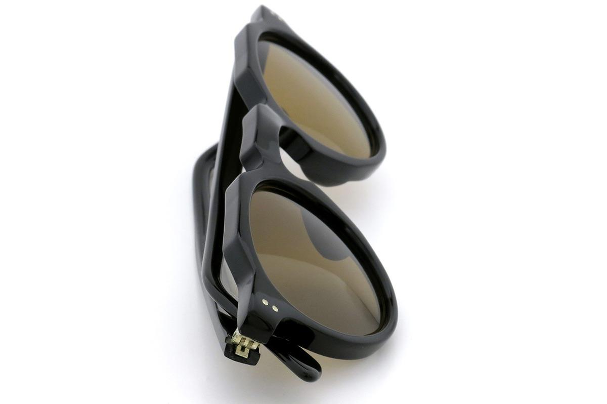 Lesca Vintage Crown-Panto type-A Black 6mm (v9) 13