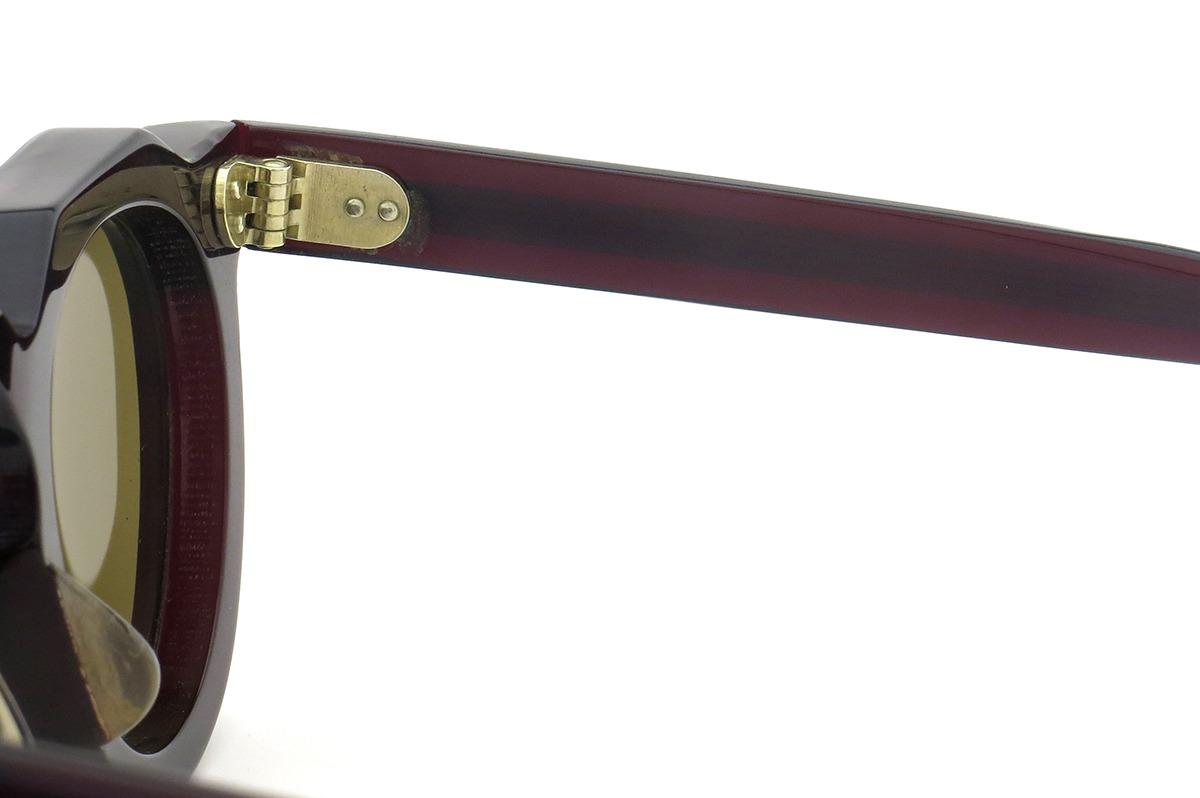 Lesca vintage Crown-Panto type-A Deep-Bordeaux 8mm (v1) 10