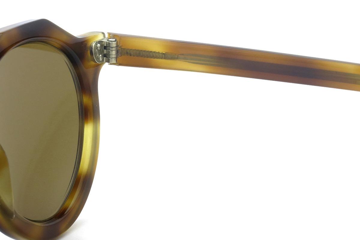 Lesca vintage Vintage Crown-Panto type-B Deep-havana 4mm (v1) 10
