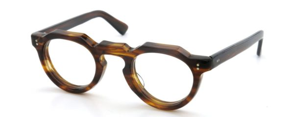 Lesca レスカ Vintage fv-0552 (v2) 8mm Brown-sasa