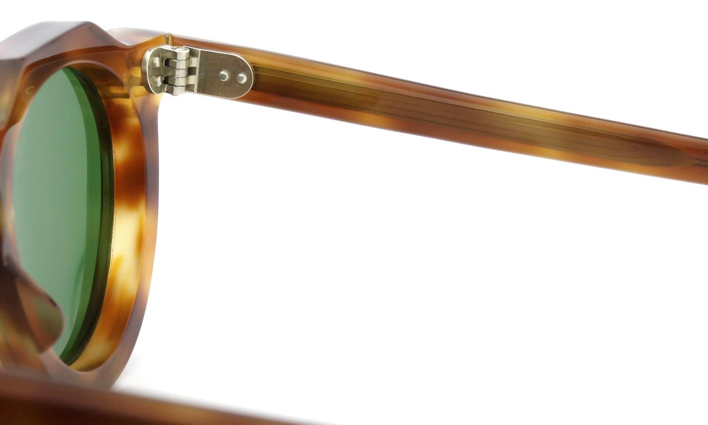 Lesca レスカ vintage Crowne-Panto type-A Light-Havana 8mm (v3) 11