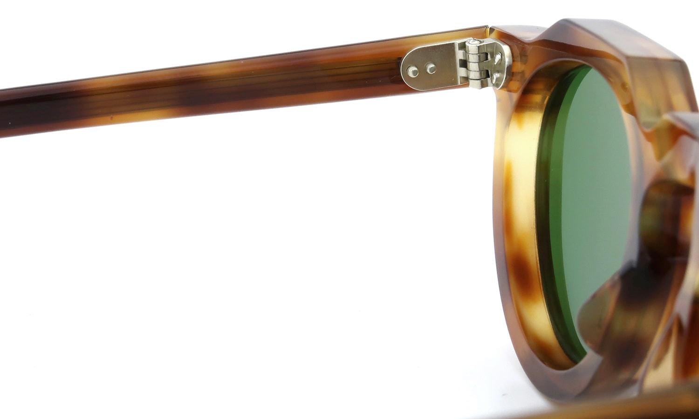 Lesca レスカ vintage Crowne-Panto type-A Light-Havana 8mm (v3) 9