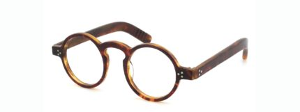 Lesca Atelier メガネ SIGMUND-FREUD Walnut Light-Sasa