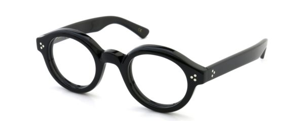 Lesca レスカ メガネ La Corb's (v3) col.100 Black