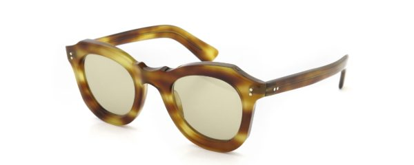Lesca レスカ Vintage BUTTERFLY Light-Havana (v1) Light-Brown-lens