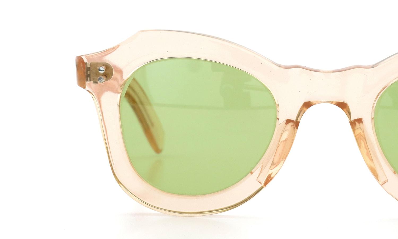 Lesca Vintage BUTTERFLY Pink (v1) Green-lens 14