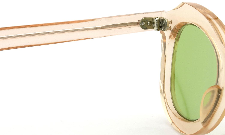 Lesca Vintage BUTTERFLY Pink (v1) Green-lens 9