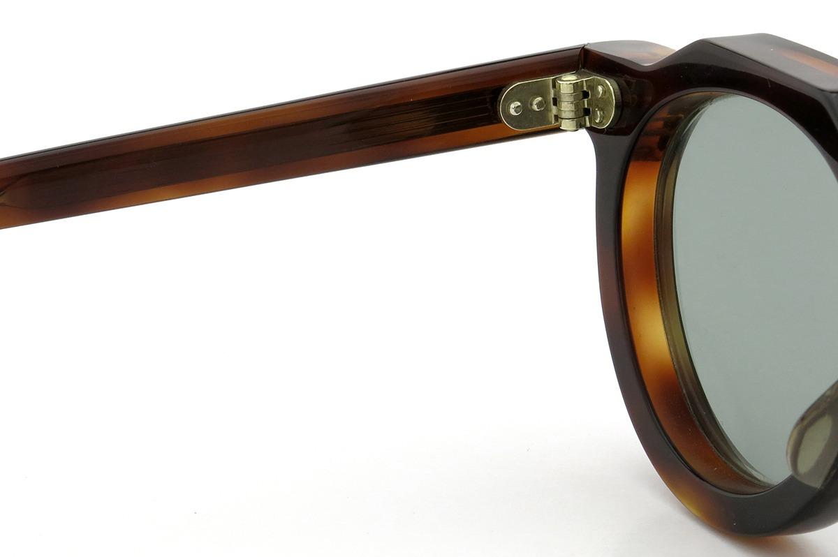 Lesca vintage Crown-Panto type-A Dark-demi 8mm (v6) 9