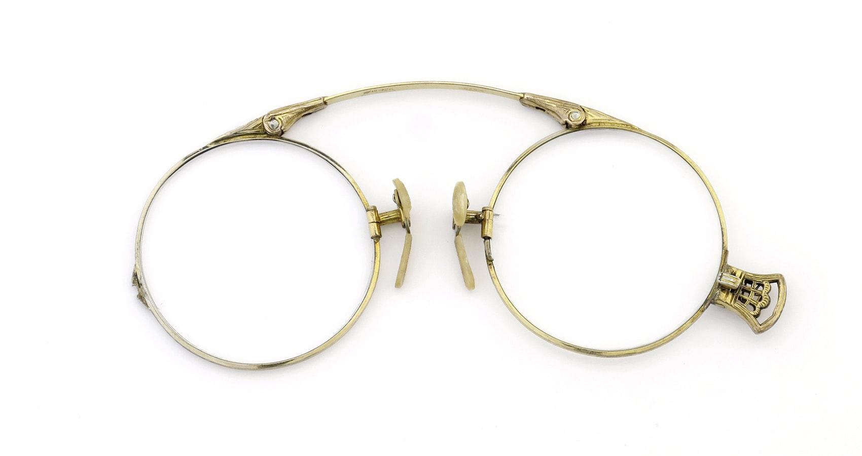 Lesca Speciality collection Pince Nez [v2] Folding Round  2