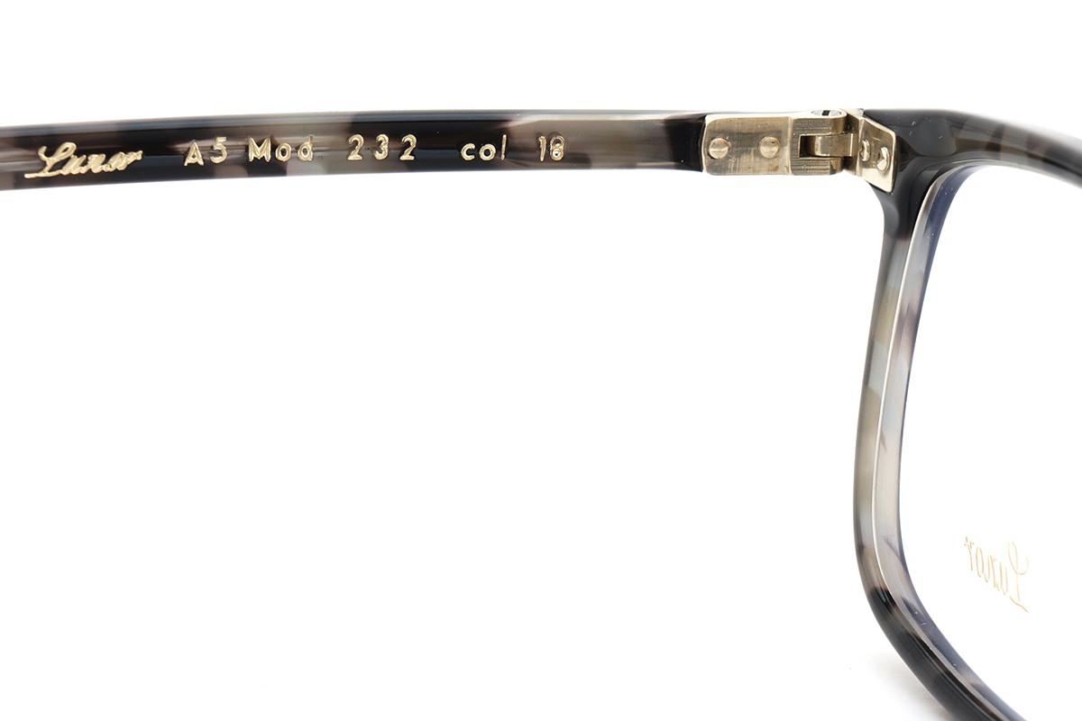 LUNOR Lunor-A5 Mod.232 7
