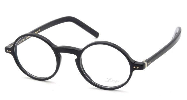LUNOR ルノア メガネ A12 mod.500 col.01