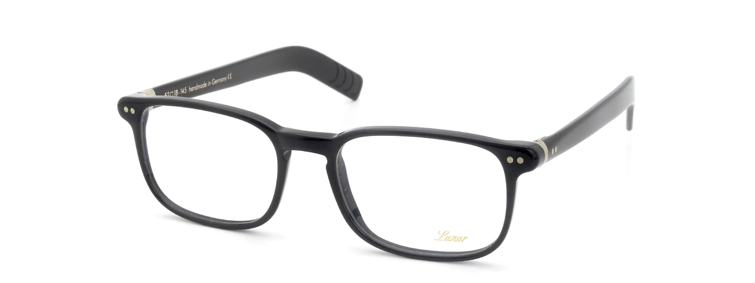 LUNOR Lunor-A6 Mod.255 col.01 ブラック