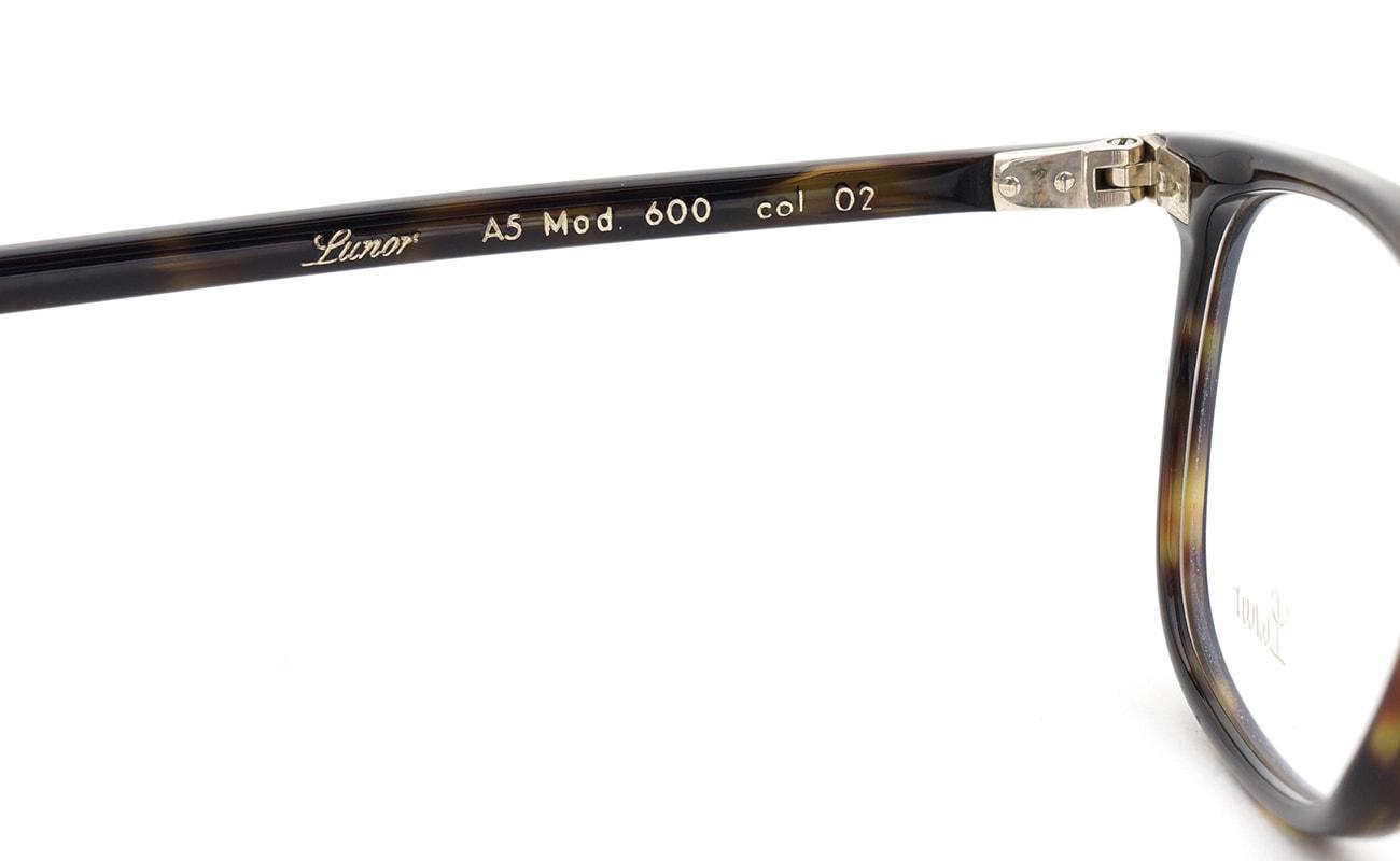 LUNOR A5 mod.600 9