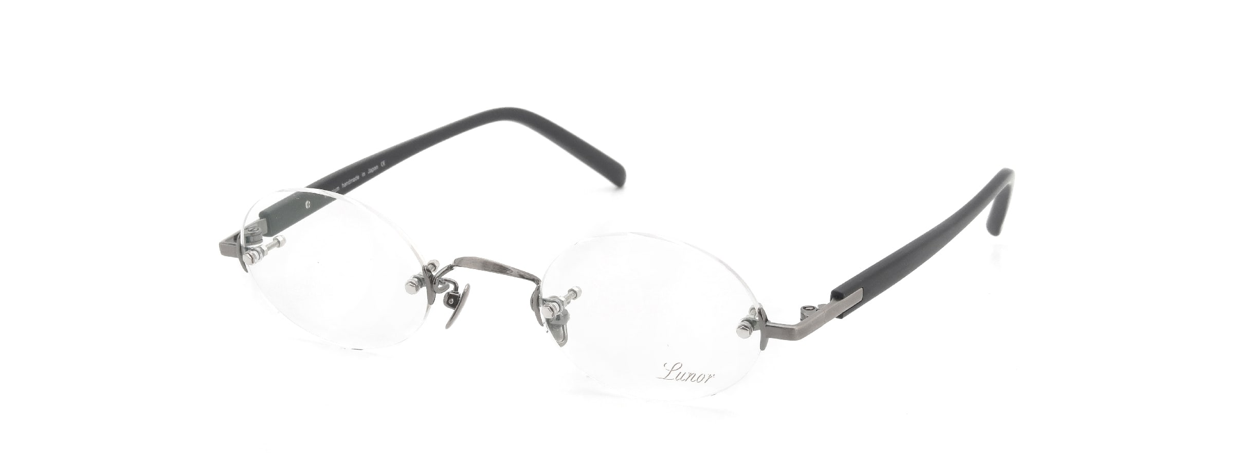 LUNOR Classic V/P Oval AS/MBK