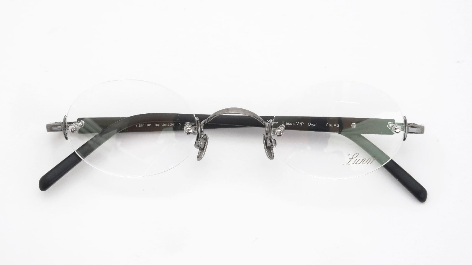 LUNOR Classic V/P Oval AS/MBK 4