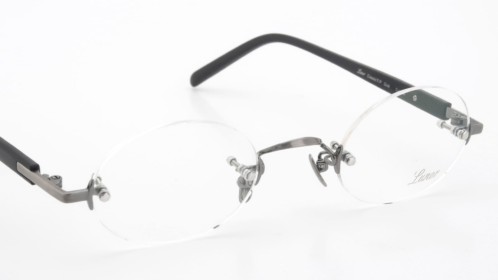 LUNOR Classic V/P Oval AS/MBK 6