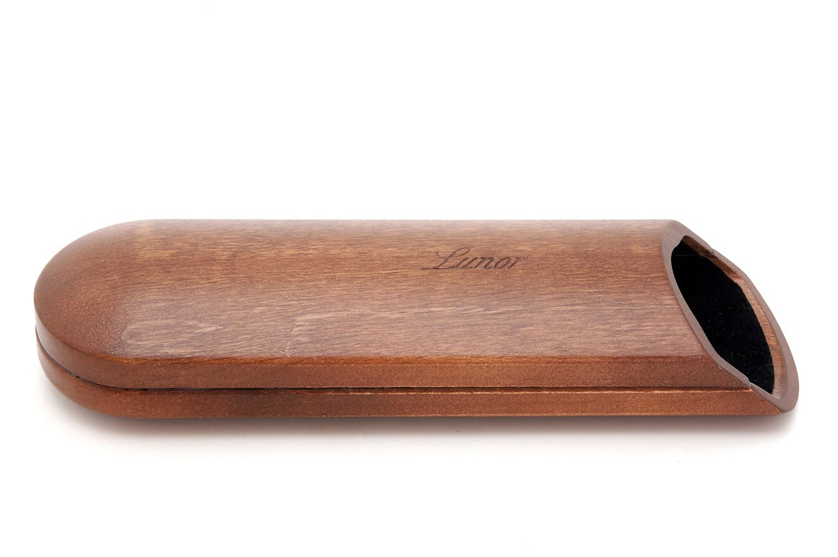 LUNOR 木製ケース ORIGINAL-WOOD-CASE large 2