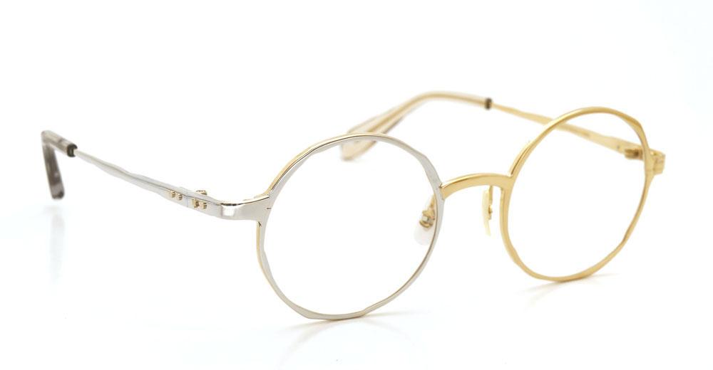 MASAHIROMARUYAMA MM-0012 col 02 GOLD/SILVER